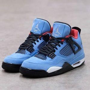 """Jordan Retro 4 """"Cactus Jack"""""""